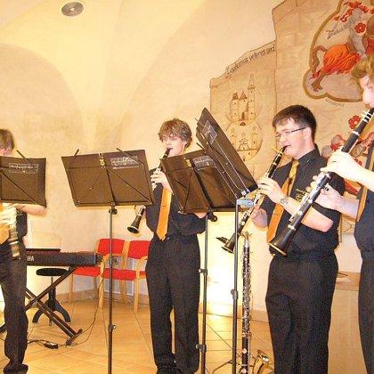 26.3.2010 / Jarní koncert komorní hudby, Galerie Dolní Brána, Prachatice