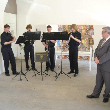 8.4.2010 / Vernisáž, Prachatické muzeum, Prachatice
