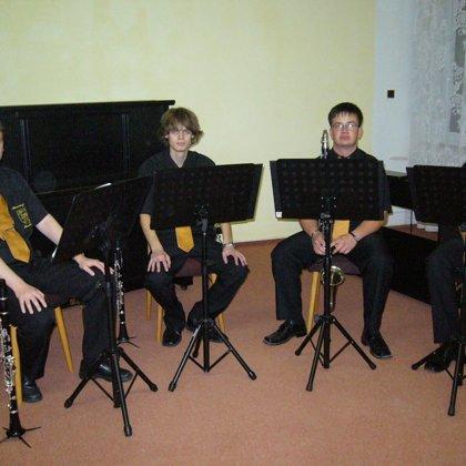 8.10.2010 / Koncert, Mezinárodní festival romantické hudby, Vlachovo Březí