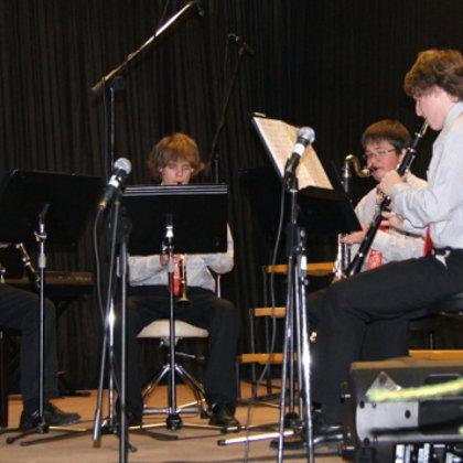 16.12.2010 / Vánoční koncert, kulturní dům, Volary