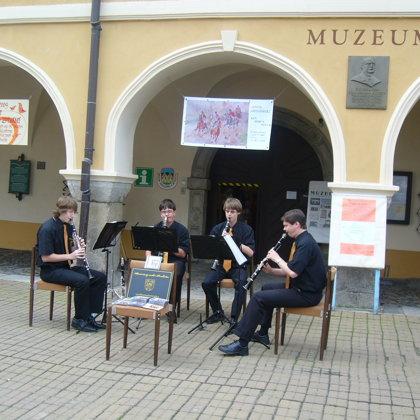 20.6.2009 / Koncert, náměstí Netolice