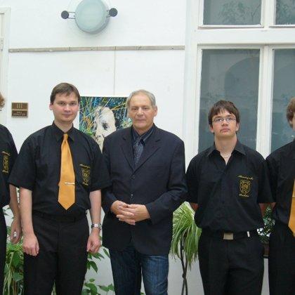 3.10.2009 / Vernisáž, Zimní zahrada, Prachatice