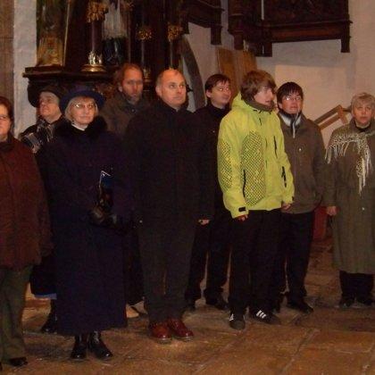 27.12.2009 / Vánoční koncert, Kostel sv. Jakuba, Prachatice