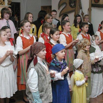 13.12.2009 / Adventní koncert, Jablonné v Podještědí