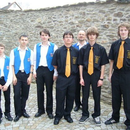 20.4.2009 / Vystoupení Partnerschaft, Schönsee (SRN)