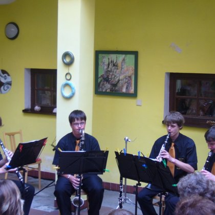 16.5.2009 / Třídní koncert, hudební škola Prachatice