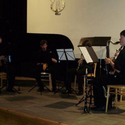 24.6.2008 / Absolventský koncert, Lhenice