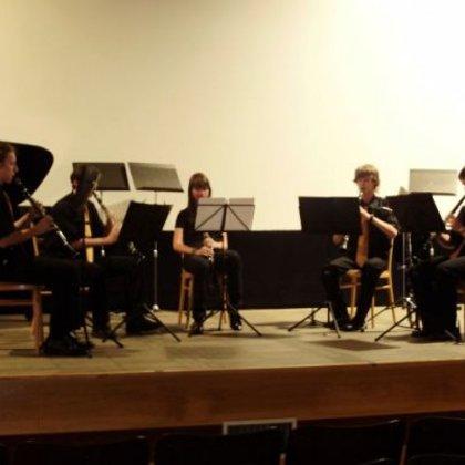 25.6.2008 / Koncert na dvorku, hudební škola Prachatice