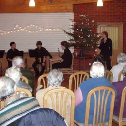 16.12.2008 / Vánoční koncert, Domov seniorů, Prachatice