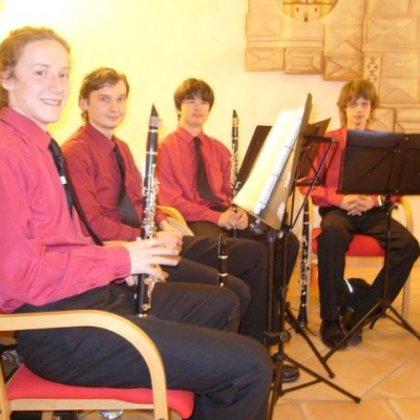 8.6.2008 / Zahájení Dnů duchovní hudby, Radniční sál, Prachatice