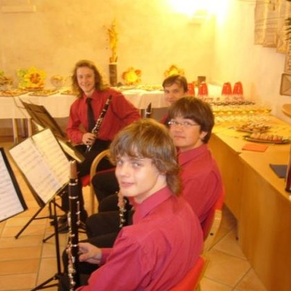 30.5.2008 / Předávání vysvědčení SPGŠ Prachatice