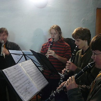 26.10.2008 / Koncert, Kostel sv. Jakuba, Prachatice