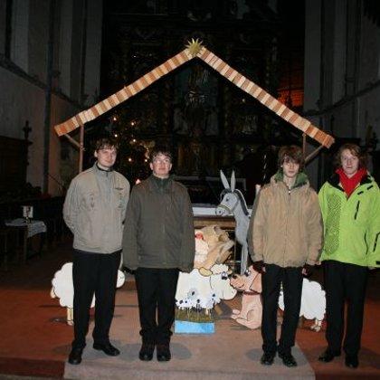 26.12.2008 / Adventní koncerty, Bohumilice, Prachatice