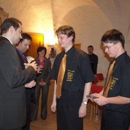 18.12.2008 / Sportovní spolky, Radniční sál Prachatice