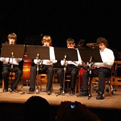 22.12.2006 / Vánoční koncert, Městské divadlo, Prachatice