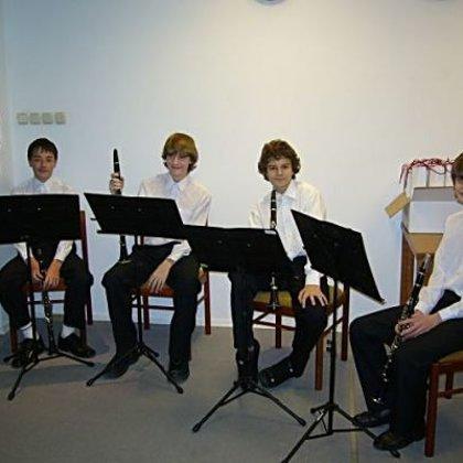 22.11.2006 / Vystoupení, Komerční banka, Prachatice