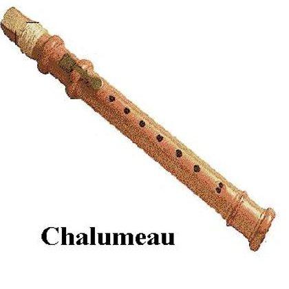 Chalimeau - předchůdce klarinetu