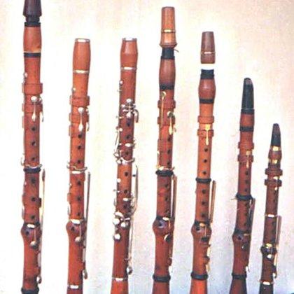 První klarinety přelom baroka a klasicismu a jiné